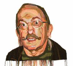 Jo Hamilton crochet portrait