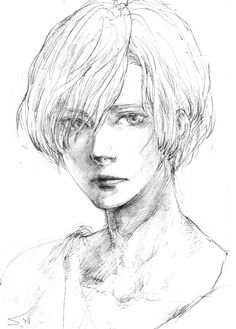 Anime Boy Sketch, Anime Drawings Sketches, Cool Art Drawings, Cool Sketches, Art Ideas For Teens, Arte Cyberpunk, Art Poses, Art Reference Poses, Boy Art