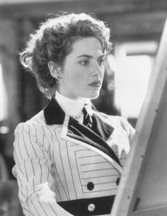 Rose Dewitt Bukater from Titanic - love this jacket/dress