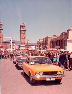 Salón Internacional del Automóvil de Barcelona 1970