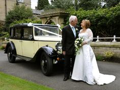 York Chauffeurs company offering a superb travel service with a wide range of luxury chauffeur driven cars for wedding ceremony. Wedding Car, Wedding Ceremony, Rolls Royce, Yorkshire, Elegant Wedding, Luxury Cars, Range, Travel, Fancy Cars