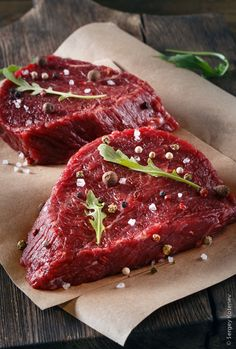 Steak Story! by Sergey Kotenev, via Behance