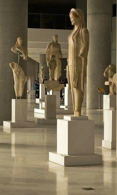 Athens Acropolis Museum.