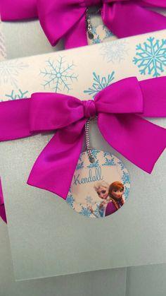 Disney Frozen Elsa and Anna Birthday Party by BirthdayPartyBox