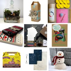 Ready-made DIY kits for the do-it-yourselfers on your list