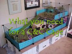 C Cages How to video