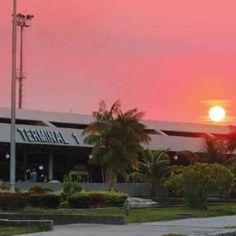 Aeroporto Internacional de Manaus / Eduardo Gomes (MAO) em Manaus, AM