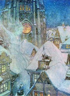 Edmund Dulac: The Snow Queen