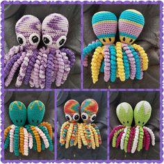 Deze inktvisjes zijn gemaakt voor couveusekindjes