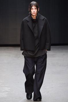 Abito uomo giacca lunga