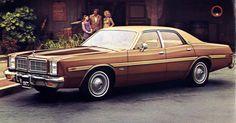 1977 dodge monaco brougham 4 door | 1977 DodgeMonaco was last year's Coronet. The intermediate Brougham ...