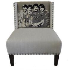 The Beatles Sgt. Pepper Chair