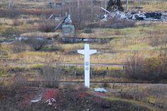 Крест покаяния (Россия, Воркута)