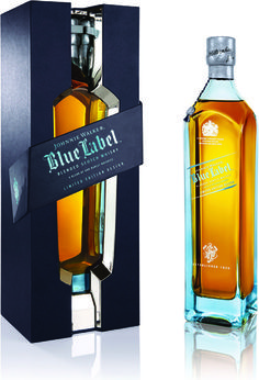 Johnnie Walker Blue Label 2015 limited edition