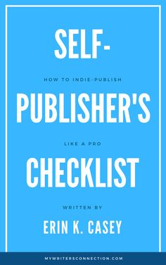 How to Indie-Publish Like a Pro