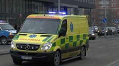Ambulâncias podem interromper a música que ouvem pedindo motoristas para a etapa