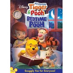 My Friends Tigger and Pooh Bedtime with Pooh