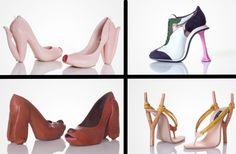 Crazy Heels by Kobi Levi