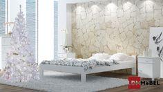Das #Bett KBD 04 zeichnet sich durch eine hohe #Festigkeit und #Haltbarkeit aus. Das Bett verbindet Komfort und Gemütlichkeit.  #Gästebett #Doppelbett #Ehebett