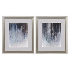 Propac Images Summer Woods Framed Graphic Art - Set of 2 - 2463