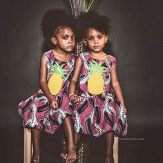 are lovely and adorable models whose mum are proud of.Here are some of the beautiful outfits these kiddies style crush of ours are showcasing; Twin Baby Girls, Cute Baby Girl, Cute Kids Fashion, Baby Girl Fashion, Cute Twins, Cute Babies, Twin Outfits, Kids Outfits, Mcclure Twins