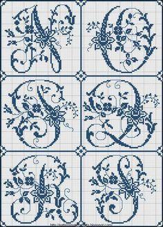 Free Easy Cross, Pattern Maker, PCStitch Charts + Free Historic Old Pattern Books: Sajou No 324