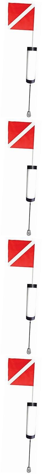 Flags and Markers 73999: Buoy Dive Flag Kit -> BUY IT NOW ONLY: $48.64 on eBay!