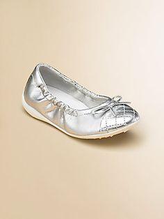 Naturino Toddler's & Girl's Ballet Flats