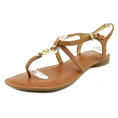 86e2fc6801ea Michael Michael Kors Bethany Women US Brown Slingback Sandal