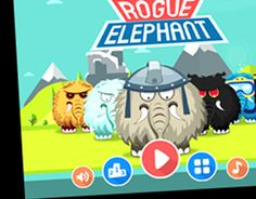 "Check out new work on my @Behance portfolio: ""Rogue Elephant"" http://be.net/gallery/31704973/Rogue-Elephant"