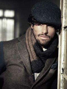 The Portuguese Gentleman.  http://theportuguesegentleman.tumblr.com/  :  flavio sergio by paolo di giovanni