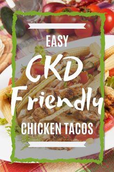 Kidney Recipes, Diet Recipes, Chicken Recipes, Healthy Recipes, Healthy Kidney Diet, Kidney Health, Kidney Foods, Healthy Kidneys, Kidney Friendly Diet