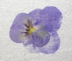 diy napad a navod na malovanie bez farieb kvetmi a listami 15