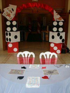 las vegas themed party | Viva Las Vegas Party theme