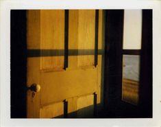 Robert Frank - Untitled,   Pigment print (original Polaroid)