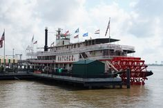 I have been on both the Natchez and the Creole Queen! Definitely a must when visiting NOLA