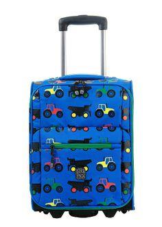 Pick & Pack Trolley Traktor - Pick & Pack - Ejes Väskor Trolley, Suitcase, Packing, Tractor, Bag Packaging, Suitcases