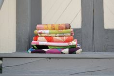 Quilts on the Church Steps, Windermere, B.C.