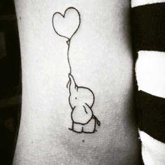20 LINDAS Fotos de Tatuagens de Elefante + Desenhos!