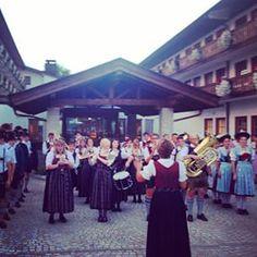 #Event im Golf Resort Achental in Grassau #Chiemgau | #Incentives #Blasmusik #Oktoberfest #Veranstaltungen #Tagung #Firmenevent #hotel