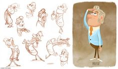 cloudy with a chance of meatball concept art ★ Find more at http://www.pinterest.com/competing/