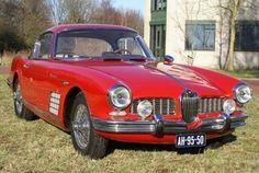 1958 Jaguar XK150 3.8S Coupe by Bertone