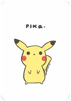 Pikachu by pikaira on DeviantArt - leni Pikachu Tattoo, Pikachu Drawing, Pikachu Art, Pikachu Chibi, Cute Pokemon Wallpaper, Kawaii Wallpaper, Cute Cartoon Wallpapers, Cute Kawaii Drawings, Cute Animal Drawings