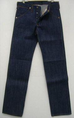 719368a0 Wrangler (Wrangler) Real Vintage 1947 модель (конец) 11MW джинсы