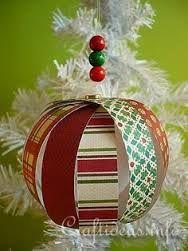 Αποτέλεσμα εικόνας για handmade christmas ornaments