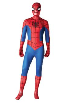 Spiderman Second Skin CostumeSuperhero Costumes  sc 1 st  Pinterest & Top 5 Best Selling Halloween Costume Bodysuits and Morph Suits #Best ...