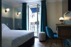Hotel Bachaumont, en el corazón de París - AD España, © Paul Bowyer