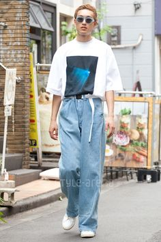 Mens Casual Fashion For A Relaxing Look Tokyo Street Fashion, Tokyo Street Style, Japanese Street Fashion, Japan Fashion, Asian Street Style, Street Style Women, Fashion News, Fashion Trends, Fashion Games