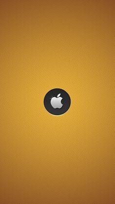 Apple Logo / #wallpapers #iphone