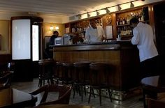 Harry's Bar in Venice - Home of the Bellini